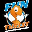 fun turist, bled rafting logo