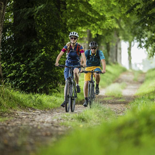 kolesarki izlet po triglavskem narodnem parku