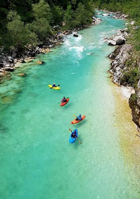 Fun Soča River Adventure