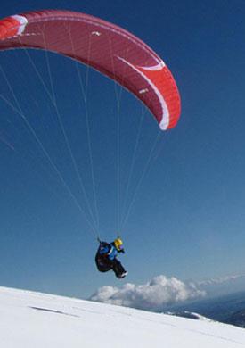 Fun Paragliding