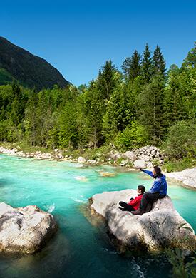 Soča River Experience