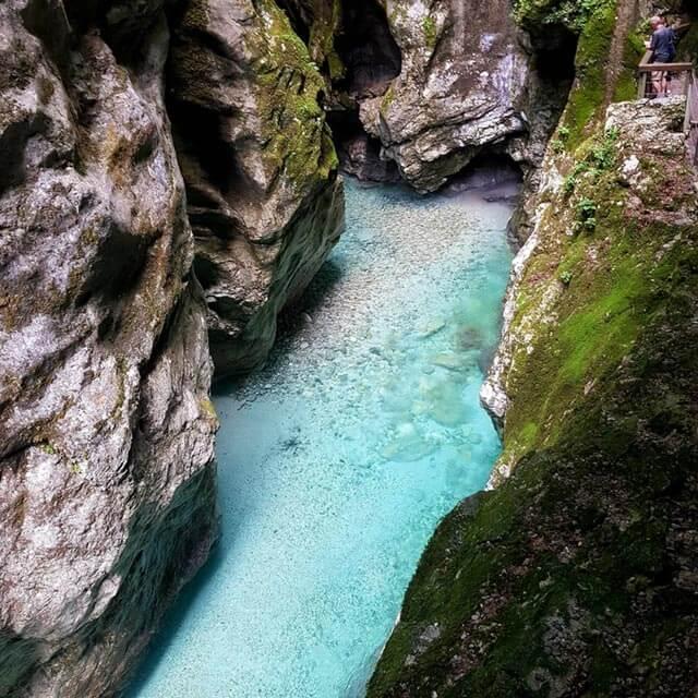 soča river adventure - emerald river in slovenia